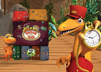 Dinosaur Train's Dinosaur Big City Premieres Today on PBS