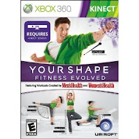Workout Wednesday: YourShape Evolved's Online YourShape Center & iPhone/iPod App (giveaway link)