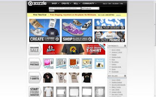 Website of the Week: Zazzle.com for Dazzling Customizable Gifts