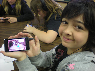 iPod Touch as an Educational Tool for Reading