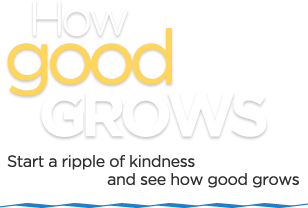 Yahoo! How Good Grows- Ripples of Kindness Program