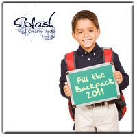Fill the Backpack- Last day to enter!