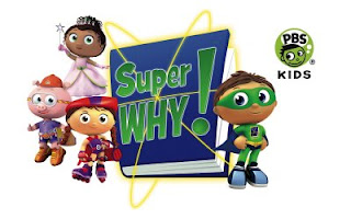 Website of the Week: Learning with SuperWhy on PBSKIDS.org and PBS Parents & Teachers Sites