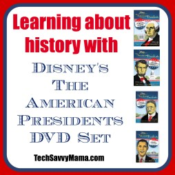 Disney's The American Presidents TechSavvyMama