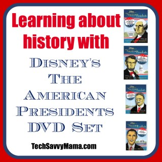 Disney's The American Presidents DVD Box Set Review & Giveaway