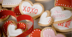 Personalized Love Cookies