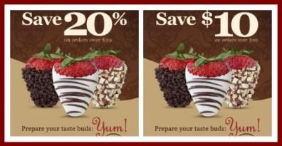 Shari's Berries Discount Codes TechSavvyMama.com