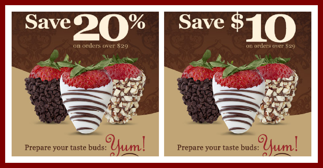 Discount coupons for berries.com