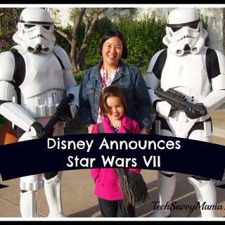 Star Wars News! Disney Announces J.J. Abrams to Direct Star Wars VII