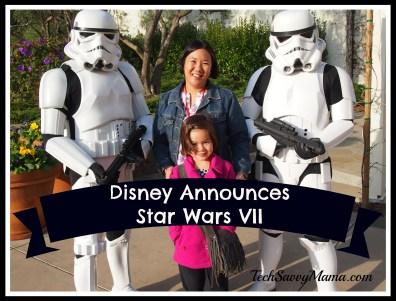 Star Wars VII TechSavvyMama.com