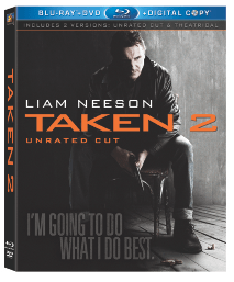 Taken 2 BD mini