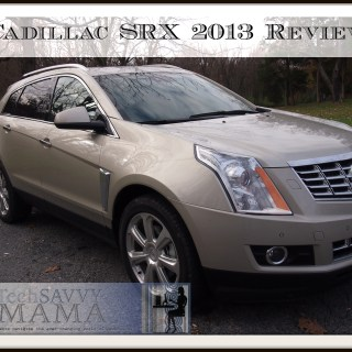 Cadillac SRX: Luxurious Crossover SUV with an Eye for Detail