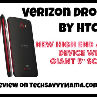 """HTC Droid DNA: New High End Android Device w. Giant 5"""" Screen"""