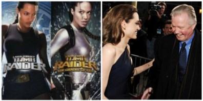 Angelina Jolie and Jon Voight TechSavvyMama.com