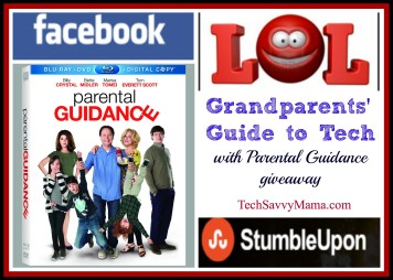 Parental Guidance DVD Giveaway