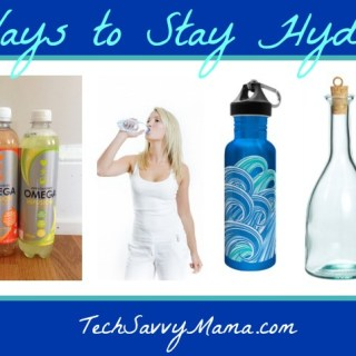 3 Ways to Stay Hydrated