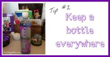Keep Water Everywhere TechSavvyMama.com