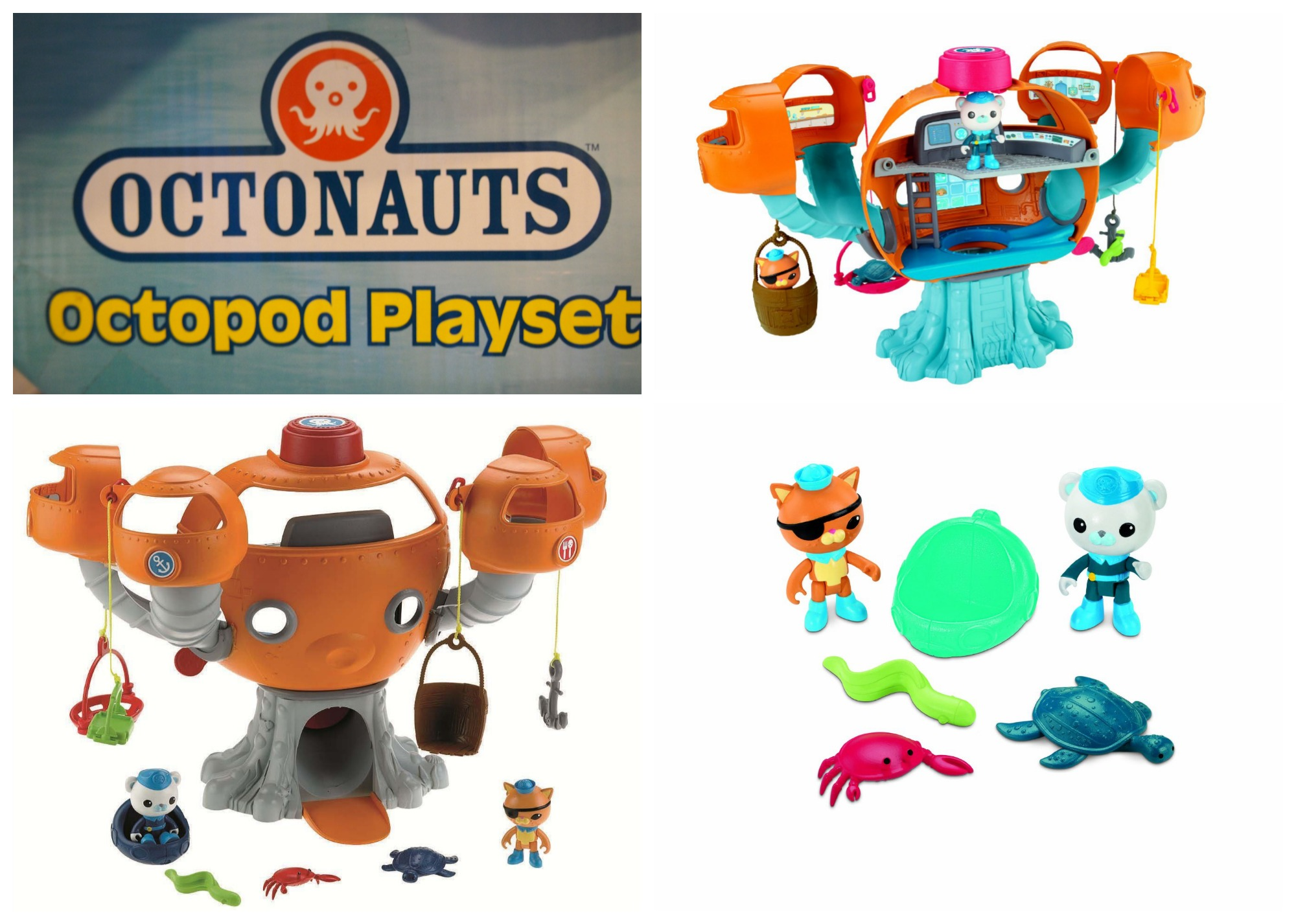 Best Octonauts Toys Kids : Learning through play with octonauts toys from fisher