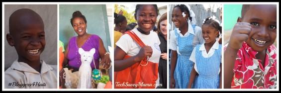 Amazing Haitians #Bloggers4Haiti