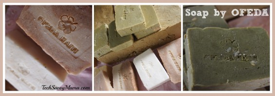 OFEDA Soap #Bloggers4Haiti