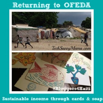 Returning to OFEDA #Bloggers4Haiti