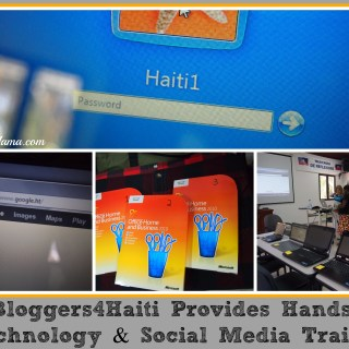 #Bloggers4Haiti Provides Hands on Technology and Social Media Training for Artisans