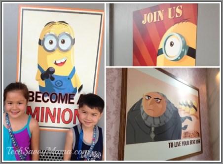 Minion Mayhem Recruitment Posters