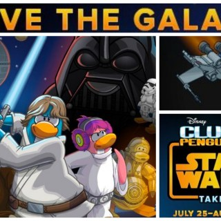 Club Penguin Star Wars Takeover Coming Thursday! (w. giveaway)