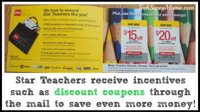 Office Depot Star Teacher Discounts