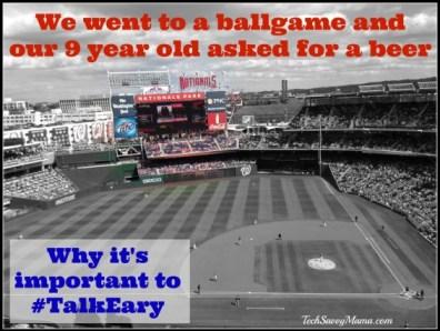 Importance of #TalkEarly