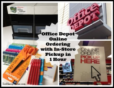 1- Office Depot Omni Channel