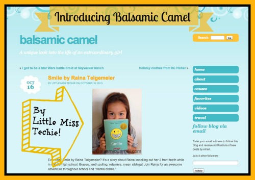 Introducing BalsamicCamel.com