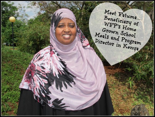 Fatuma #FeedaDream @WFPUSA