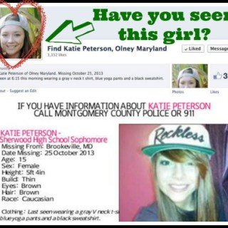 Weekly Reads: Help Find Katie Peterson Edition