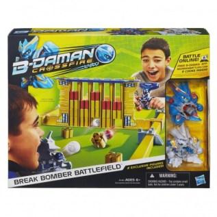 B-Daman Crossfire Break Bomber