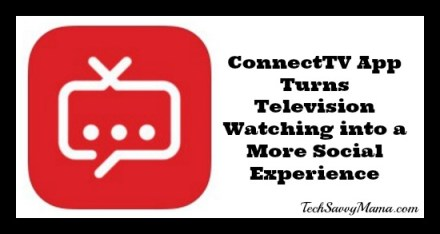 ConnectTV App Turning Television Watching into a More Social Experience