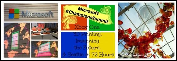 Microsoft #ChampionsSummit