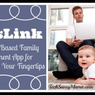 KidsLink: Free Cloud-Based Family Management App for Documents at Your Fingertips {sponsored}