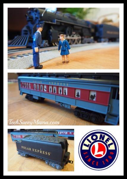 Lionel Polar Express Train Cars I TechSavvyMama.com