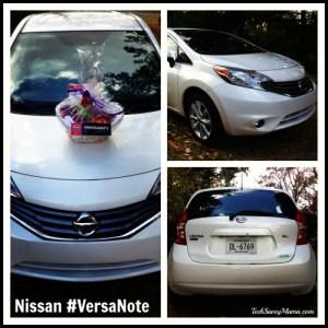 Nissan #VersaNote