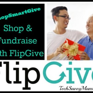 #ShopSmartGive: Shop and Fundraise Through FlipGive {sponsored}