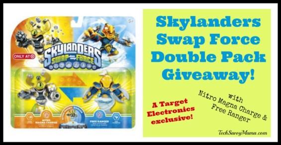 Skylanders Swap Force Target Exclusive Giveaway