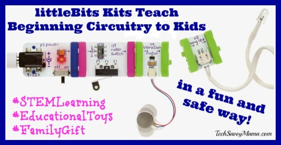 littleBits Beginning Circuitry for Kids