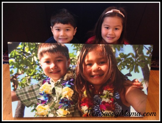 CanvasPop Transforms Digital Images into Gorgeous Large Format Canvas Prints I TechSavvyMama.com
