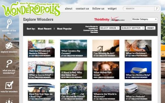 Wonderopolis.org
