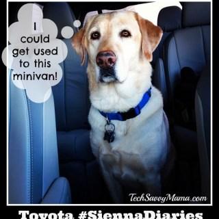 Will Toyota #SiennaDiaries Convert Me to a Minivan Mom?