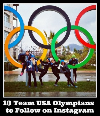 13 Team USA Olympians to Follow on Instagram