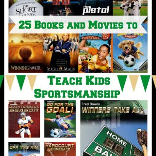 25 Books and Movies for Teaching Kids Sportsmanship