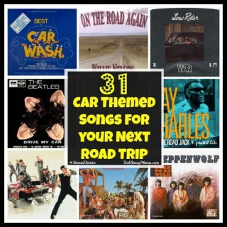 31 Car Themed Songs for Your Next Road Trip