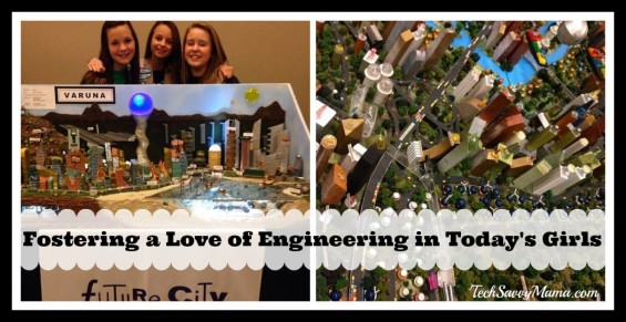 Fostering a Love of Engineering in Today's Girls